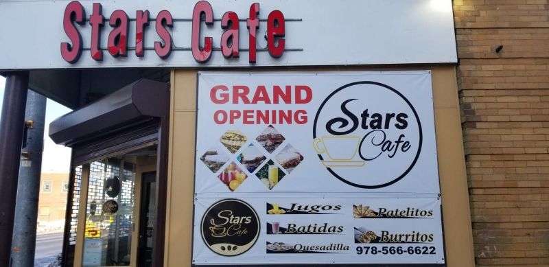 Stars Cafe Lawrence